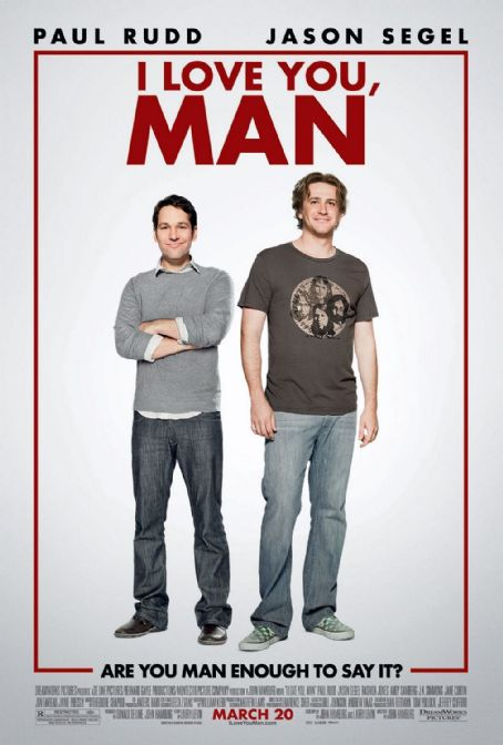 I Love You, Man (2009) Poster
