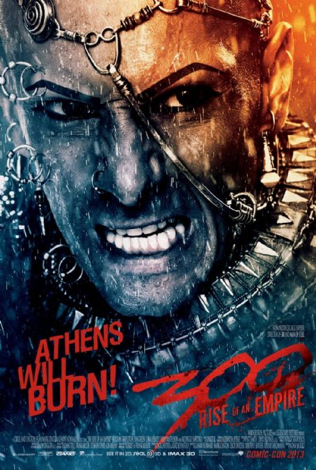 Xerxes 300: Rise of an Empire
