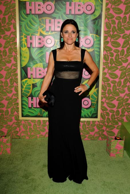 Julia Louis-Dreyfus - HBO After Party For The 62 Primetime Emmy Awards At Pacific Design Center On August 29, 2010 In West Hollywood, California