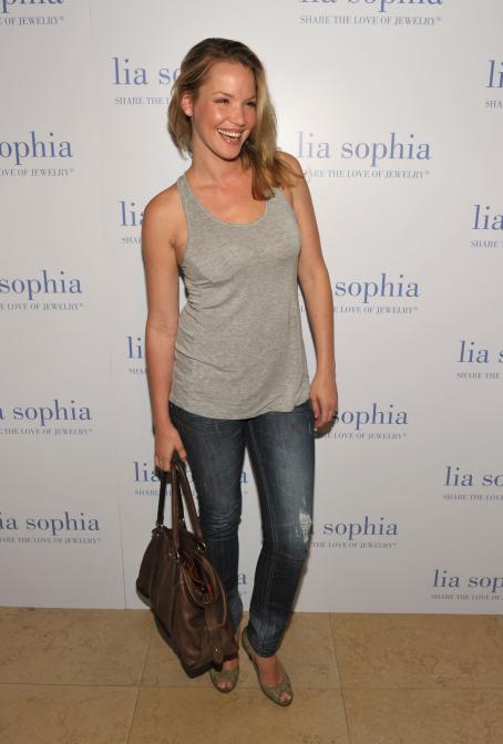 Ashley Scott - Preview Party For Lia Sophia's Ianaya II Jewelry Collection At The Sunset Tower Hotel On July 14, 2010 In West Hollywood, California