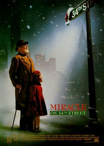 Miracle on 34th Street (1994) Poster