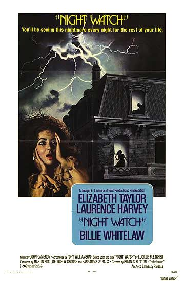 Night Watch (1973) Poster