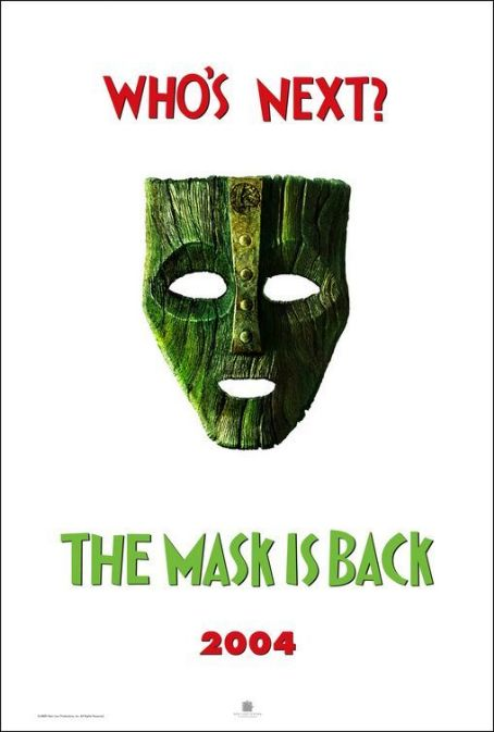 Son of the Mask (2005) Poster