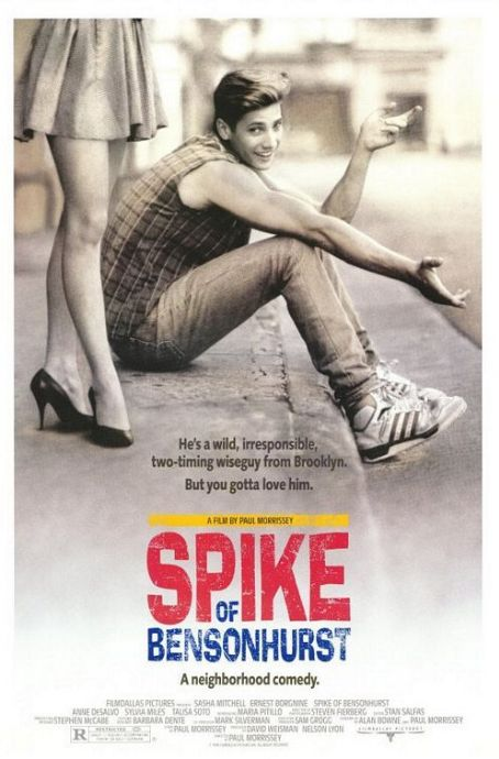 Spike of Bensonhurst (1988) Poster