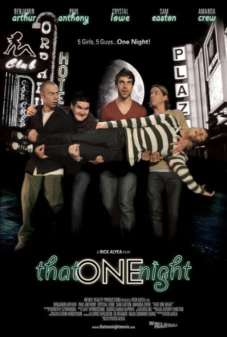 That One Night (2008) Poster
