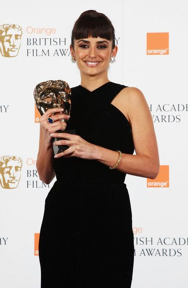 Penelope Cruz - The Orange British Academy Film Awards 2009 (BAFTA) - Press Room
