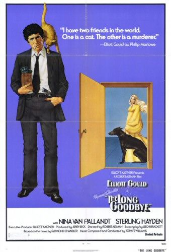 The Long Goodbye (1973) Poster