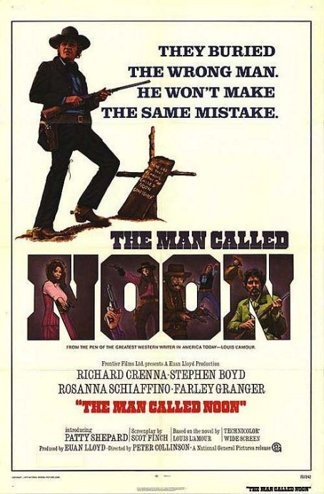 The Man Called Noon (1973) Poster