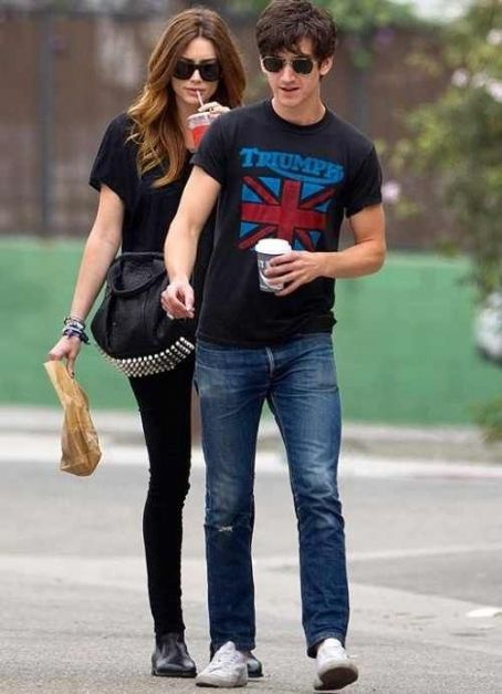 Arielle Vandenberg Alex Turner and