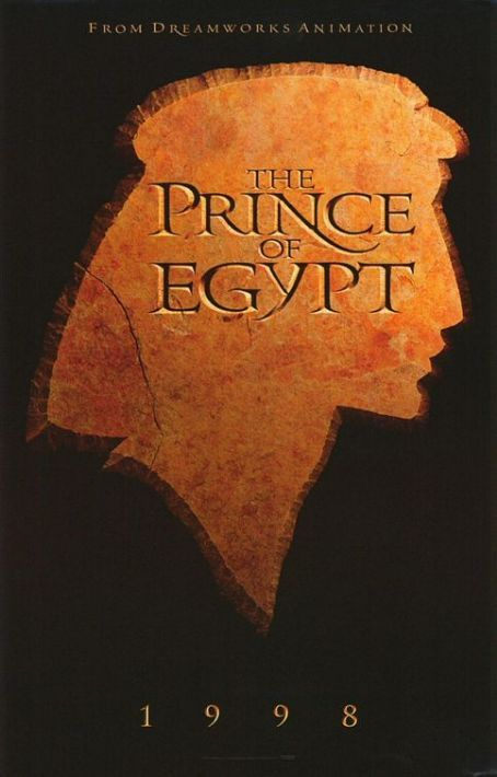 The Prince of Egypt (1998) Poster