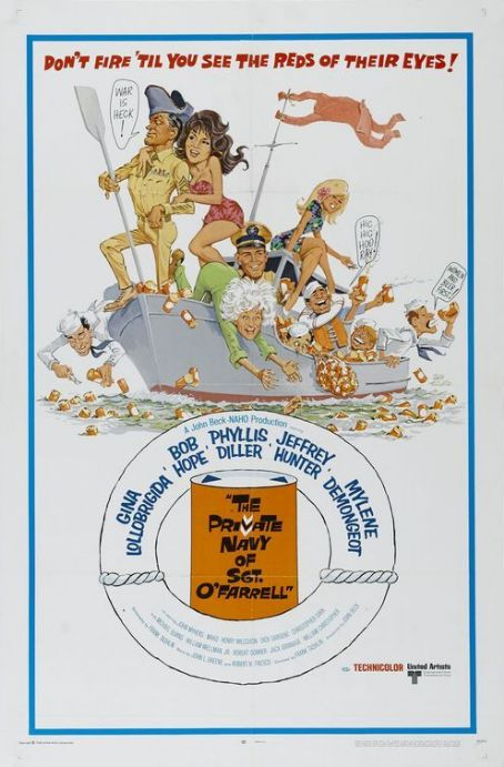 The Private Navy of Sgt. O'Farrell (1968) Poster