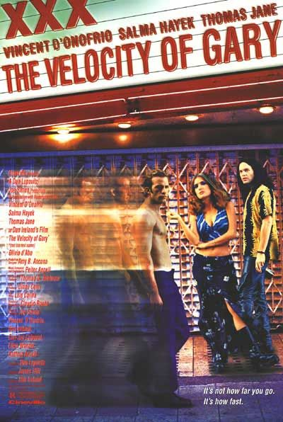 The Velocity of Gary* *(Not His Real Name) (1998) Poster