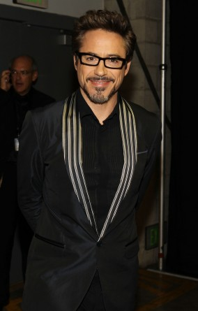 Fan Fic: Robert Downey Jr.