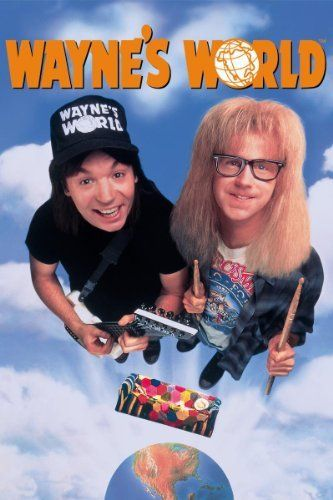 Wayne's World (1992) Poster