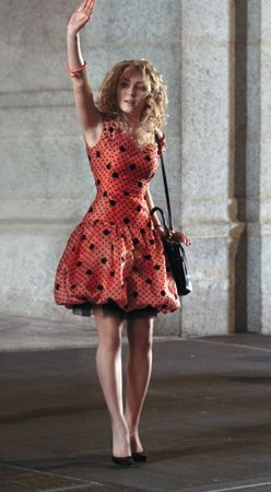 AnnaSophia Robb - The Carrie Diaries Stills