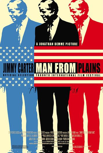 Jimmy Carter Man from Plains (2007) Poster