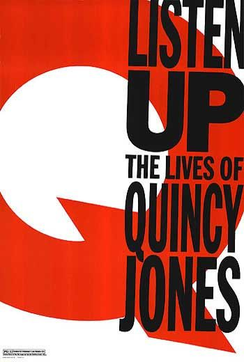 Listen Up: The Lives of Quincy Jones (1990) Poster
