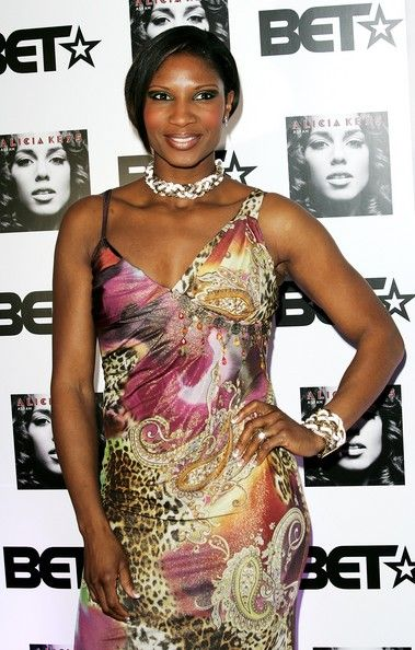 Denise Lewis - Black Entertainment Television