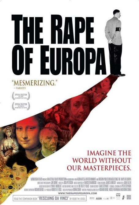 The Rape of Europa (2006) Poster