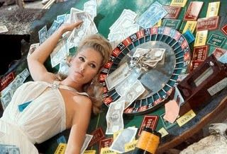 Ursula Andress As Vesper Lynd In Casino Royale (1966)