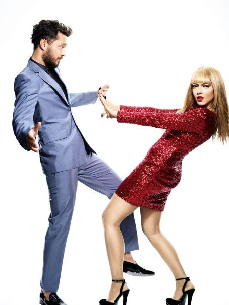 Hadise Açikgöz, Murat Boz - Elle Magazine Pictorial [Turkey] (January 2012)