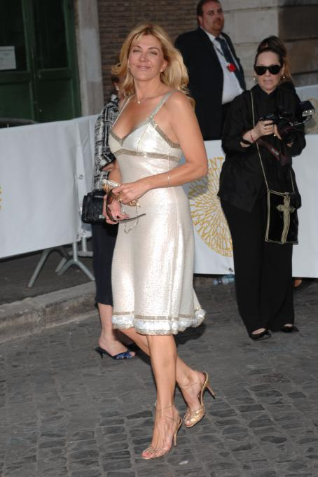 Natasha Richardson - VALENTINO 45 Anniversary - Exhibition Party, 07-06-07