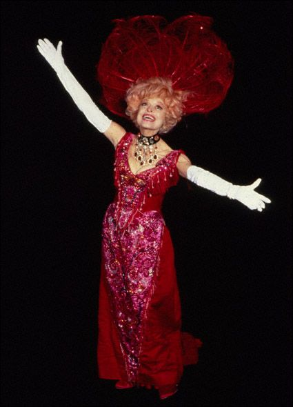 Hello Dolly! 1994 Broadway Revivel Starring Carol Channing