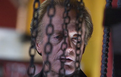 Peter Fonda  as Mephisto in Sony Pictures' Ghost Rider - 2007