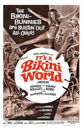 It's a Bikini World (1967) Poster