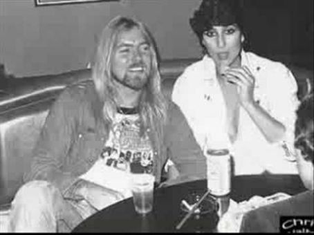 Cher and Gregg Allman Greg Allman and Cher