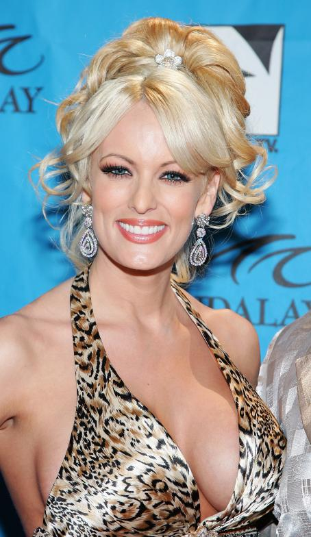 Stormy Daniels  - 25 Annual Adult Video News Awards Show - Arrivals, Las Vegas, 12.01.2008.