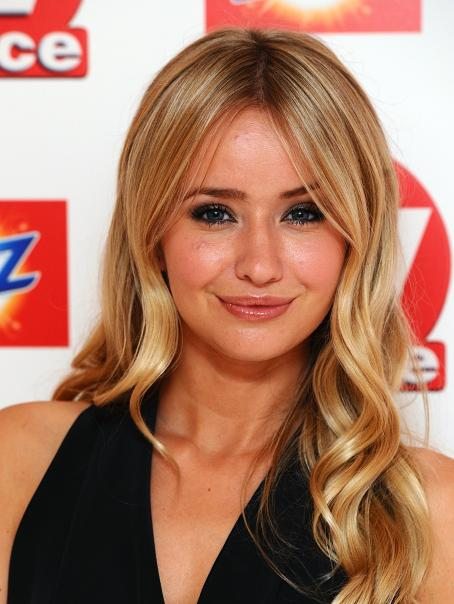 Sammy Winward - TV Choice Awards 2010 At The Dorchester On September 6 In London, England