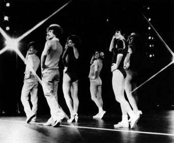 Michael Bennett A CHORUS LINE 1975-THE FINALLY ''ONE'' !!!