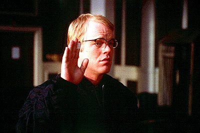 State and Main Philip Seymour Hoffman as Joe White in Fine Line's  - 2000
