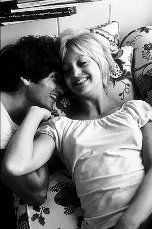 Gus Trikonis Guy Trikonis and Goldie Hawn