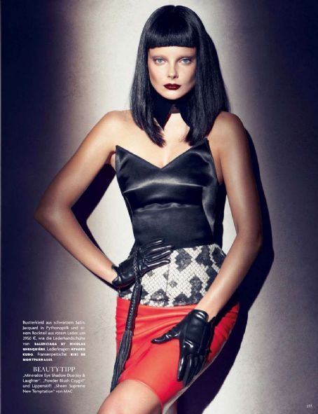 Eniko Mihalik - Vogue Germany - August, 2012