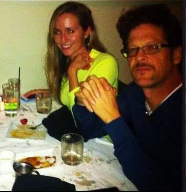 Jason Newsted and Nicole Smith