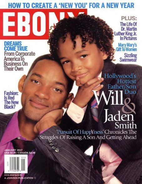 Will Smith - Ebony Magazine [United States] (January 2007)