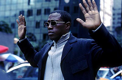 The Art of War Wesley Snipes in Warner Brothers'  - 2000