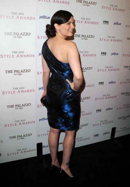 Jodi Lyn O'Keefe - Hollywood Style Awards at Billy Wilder Theater at The Hammer Museum on December 12, 2010 in Westwood, California