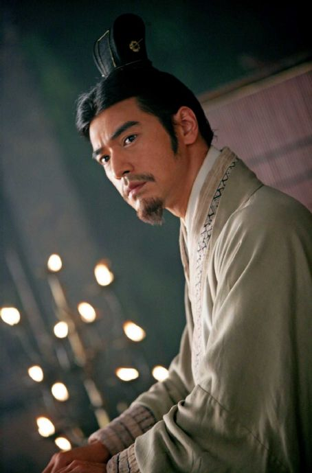 Takeshi Kaneshiro in RED CLIFF, a Magnet Release. Photo courtesy of Magnet Releasing.