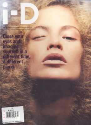 Carolyn Murphy - i-D Magazine [United Kingdom] (March 2002)