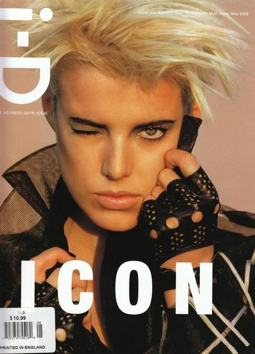 Agyness Deyn - i-D Magazine [United Kingdom] (May 2008)