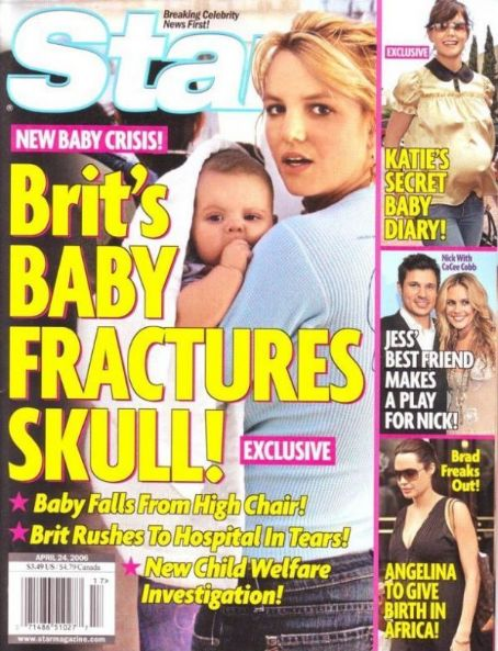 Britney Spears - Star Magazine [United States] (24 April 2006)