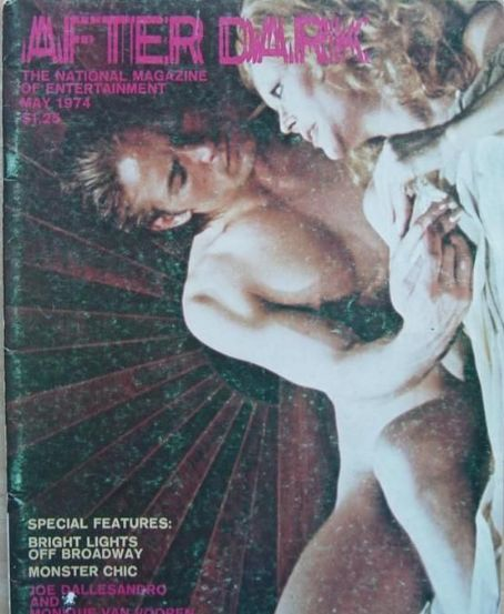 Joe Dallesandro - After Dark Magazine [United States] (May 1974)