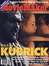Nicole Kidman - MovieMaker Magazine [United States] (July 1999)