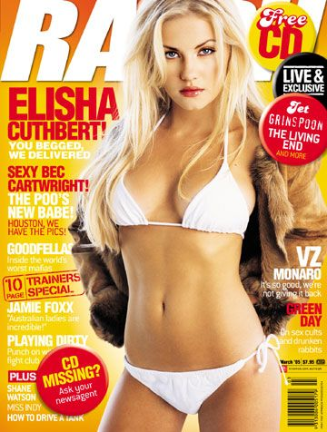 Elisha Cuthbert - Ralph Magazine [Australia] (March 2005)
