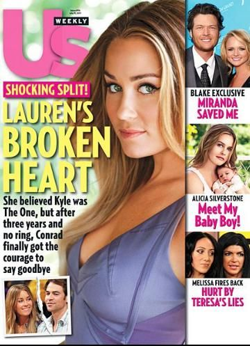 Lauren Conrad - US Weekly Magazine Cover [United States] (29 June 2011)