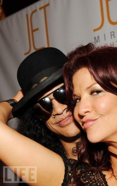 Slash and Perla Ferrar - Perla Ferrar