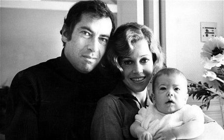 Vanessa Vadim Roger Vadim and Jane Fonda with daughter Vanessa
